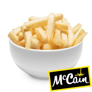 McCain straight cut white chips 1