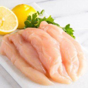 急凍雞柳肉 1