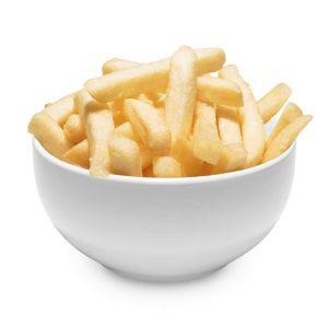 新鮮牌直切白薯 1
