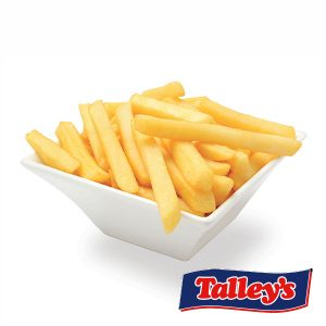 TALLEYS straight cut yellow chips 1