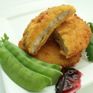 先鋒雞餅 1