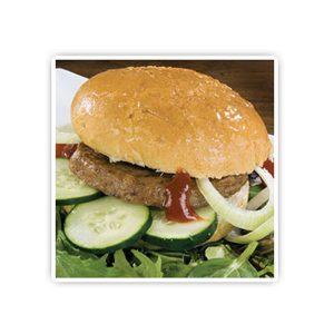 金牌羊漢堡肉 1